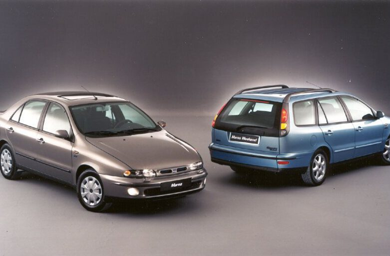 Fiat Marea Weekend 2.0 20v HLX